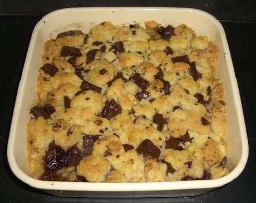 Crumble-express-poires-chocolat